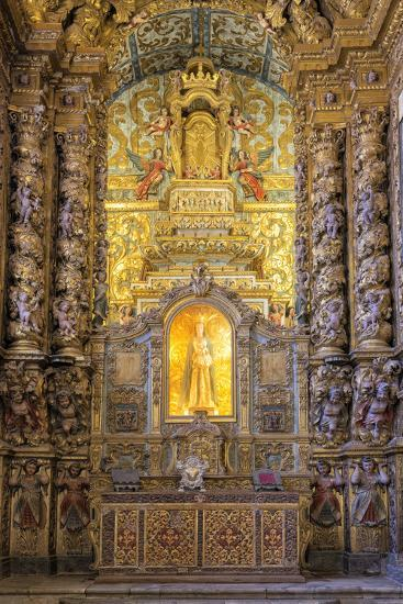 Main Altar, Convento De Nossa Senhora Da Conceicao (Our Lady of the Conception Convent and Church)-G&M Therin-Weise-Photographic Print