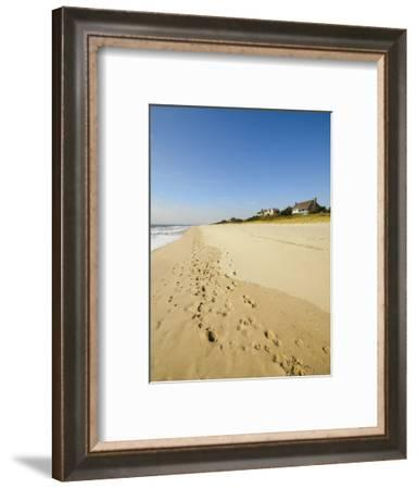 Main Beach, East Hampton, the Hamptons, Long Island, New York State, USA-Robert Harding-Framed Photographic Print