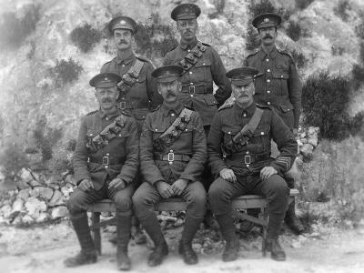 Main Guard, Royal Naval Depot, Fleet House and Archcliffe Fort, Dover, C1916--Giclee Print