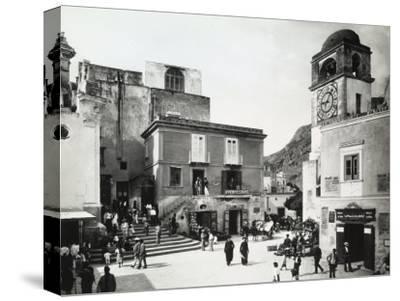 Main Square of Capri