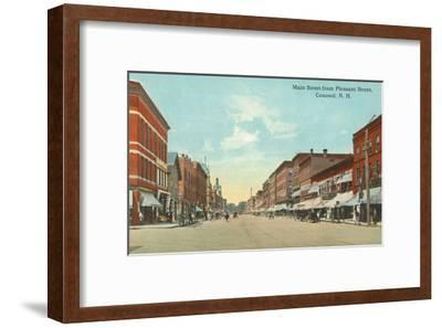 Main Street, Concord, New Hampshire
