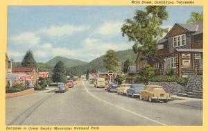 Main Street, Gatlinburg, Tennessee