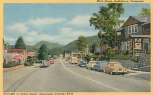 Main Street, Gatlinburg