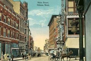 Main Street, Helena