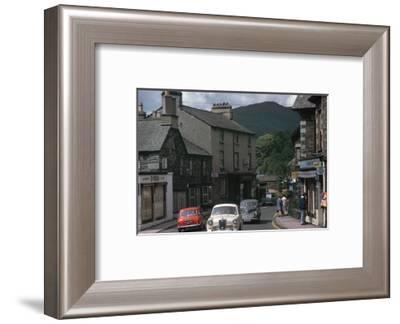 Main street in Ambleside, looking north-CM Dixon-Framed Photographic Print