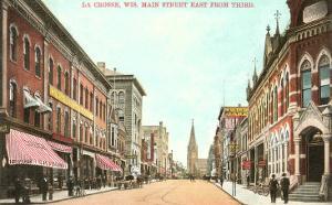 Main Street, La Crosse, Wisconsin