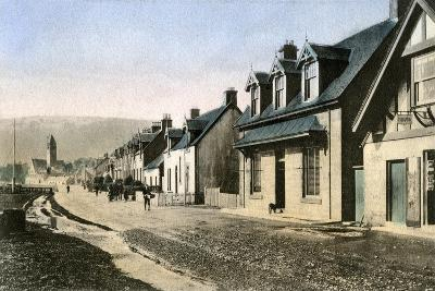 Main Street, Lamlash, Isle of Arran, Scotland, 20th Century--Giclee Print