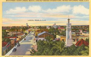 Main Street, Laredo, Texas