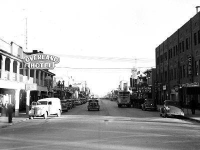 Main Street Las Vegas-TS-Photographic Print