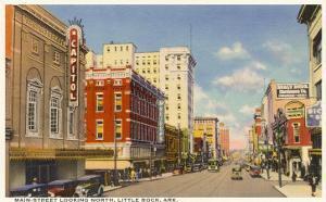 Main Street, Little Rock