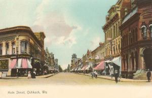 Main Street, Oshkosh, Wisconsin