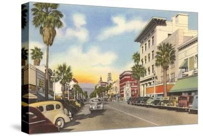 Main Street, Riverside, California
