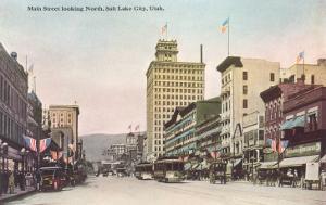 Main Street, Salt Lake City, Utah