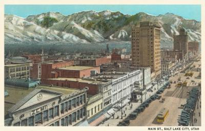Main Street, Salt Lake City