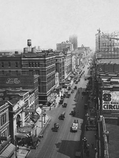 Main Street--Photographic Print