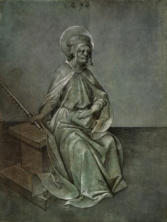 The Apostle Simon, 1496