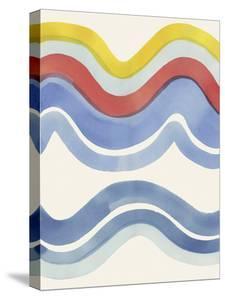 Bright Waves by Maja Gunnarsdottir