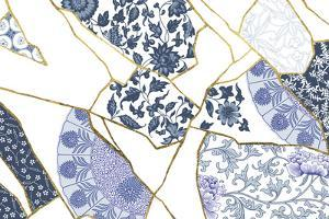 Kintsugi - Languid Lavender by Maja Gunnarsdottir