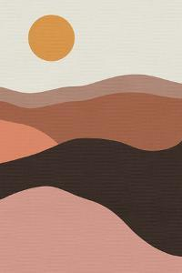 Mojave Collection - Sun by Maja Gunnarsdottir