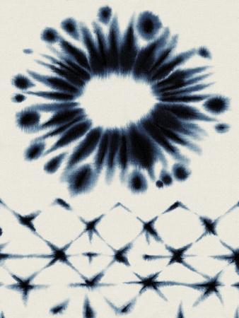 Shibori Flower