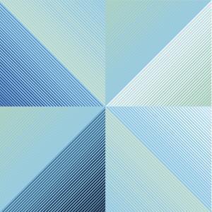 Square Strokes by Maja Gunnarsdottir