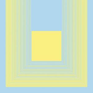 Squashed Square by Maja Gunnarsdottir