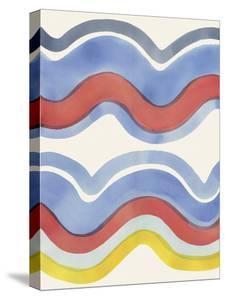 Tinged Waves by Maja Gunnarsdottir