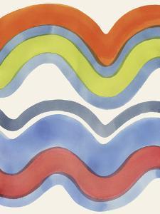 Tinted Waves by Maja Gunnarsdottir
