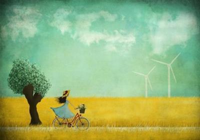 Bike Ride by Maja Lindberg