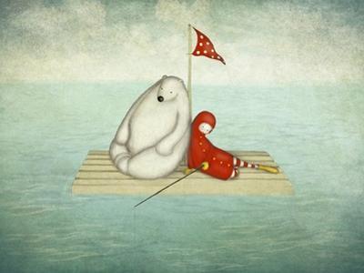 Calm Water by Maja Lindberg