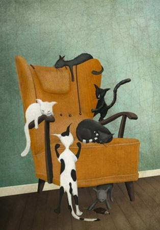 Catlife by Maja Lindberg