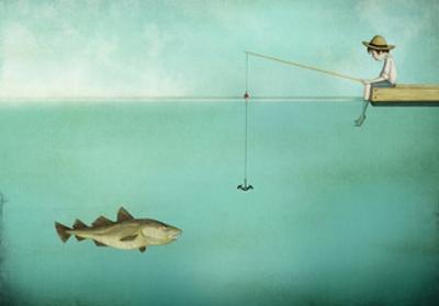 Fish by Maja Lindberg