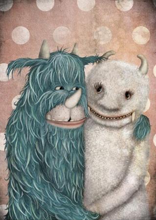 Monster Love by Maja Lindberg