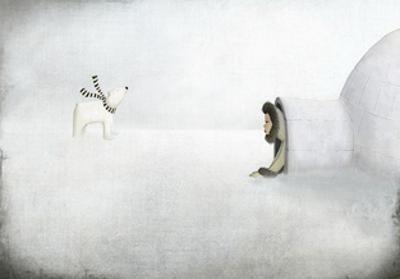 The Igloo by Maja Lindberg