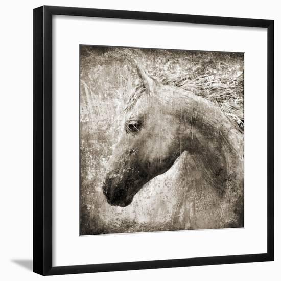 Majestic Horse-Eric Yang-Framed Art Print