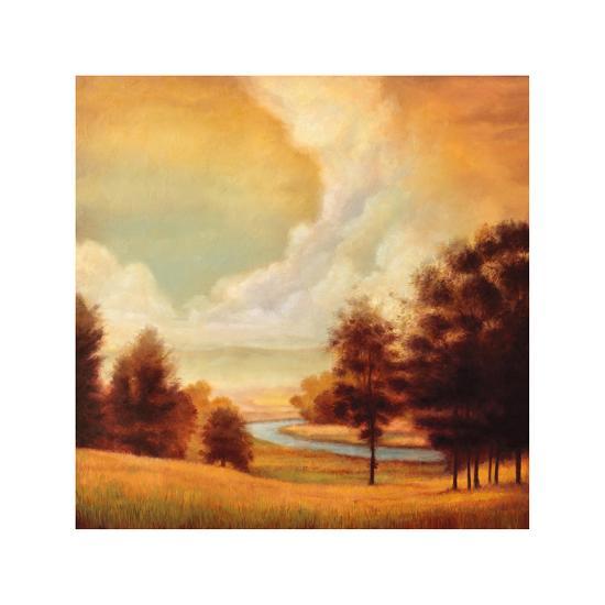 Majestic Morning II-Ryan Franklin-Giclee Print