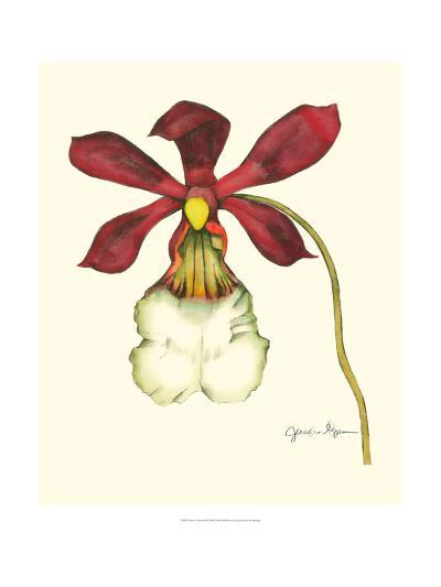 Majestic Orchid II-Jennifer Goldberger-Art Print