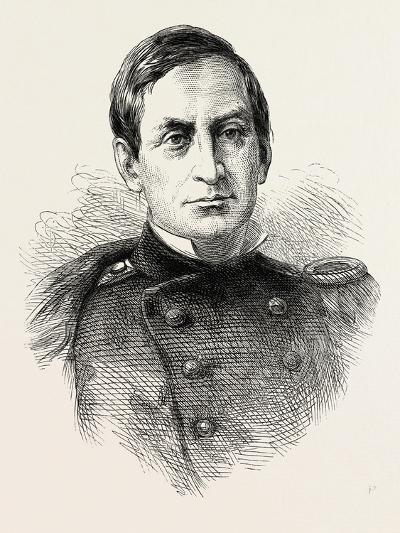 Major Anderson--Giclee Print