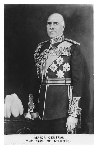'Major General The Earl of Athlone', 1937-Unknown-Photographic Print