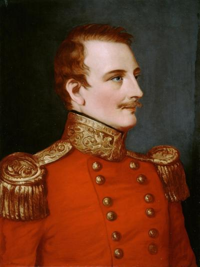 Major Henry Walter Bellew (1802-1842) C.1841--Giclee Print