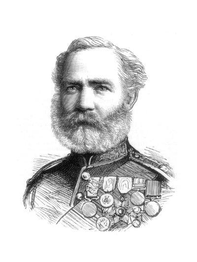 Major John Mcblain, 1885--Giclee Print