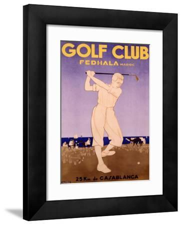 Golf Cup, Fedhala Maroc
