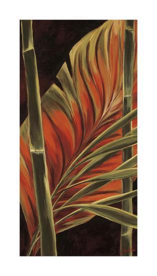 Makatea Leaves II-Yvette St^ Amant-Giclee Print