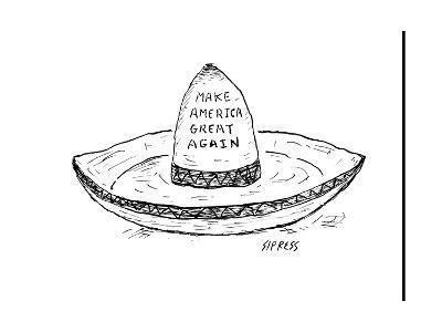 """Make America Great Again."" - Cartoon-David Sipress-Premium Giclee Print"