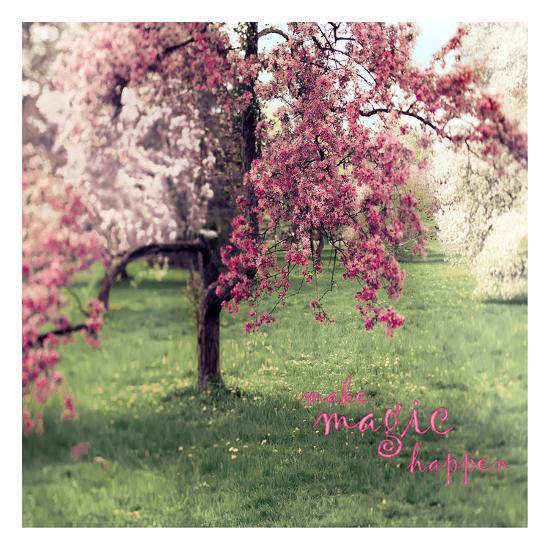 Make Magic-Tracey Telik-Art Print