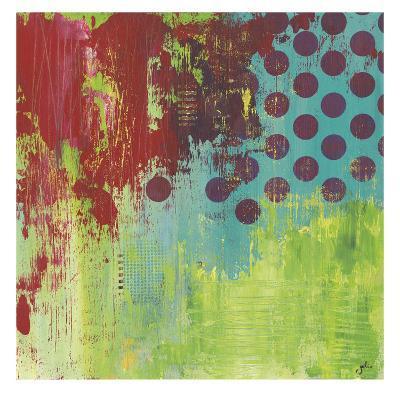 Make Me A Rainbow-Julie Hawkins-Art Print