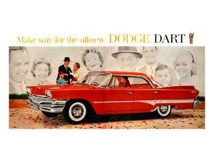 Make Way - All-New Dodge Dart