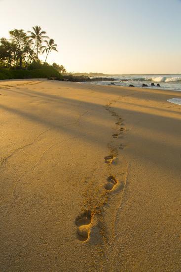 Makena Beach, Maui, Hawaii-Douglas Peebles-Photographic Print