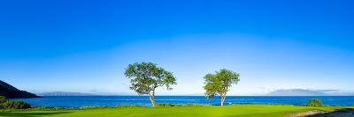 Makena Golf Course in Makena Area of Maui, Hawaii, Usa--Photographic Print