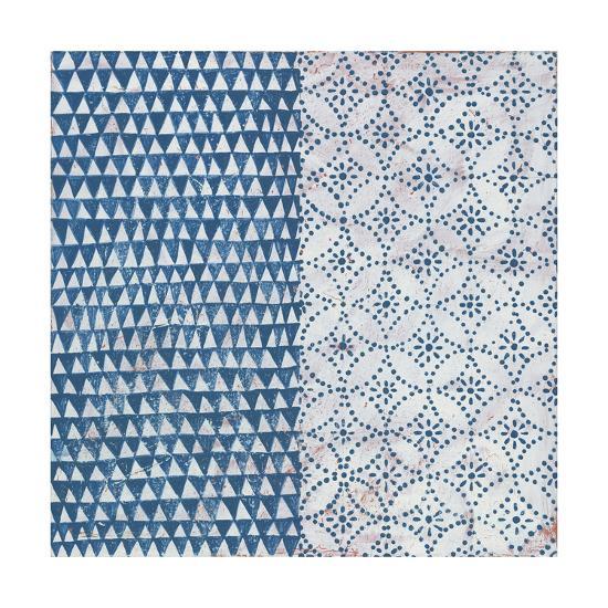 Maki Tile IV-Kathrine Lovell-Art Print